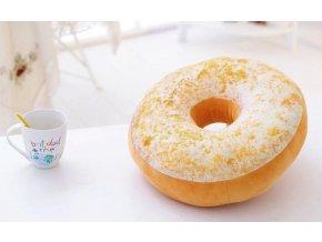 3D Donut č. 13 dekorační polštář