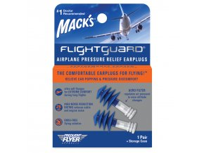 Flightguard Airplane Ear Plugs 1