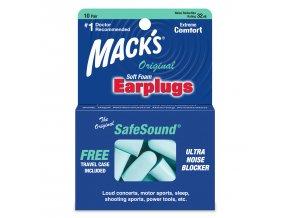 Mack's Original špunty do uší (Množství 3 páry)