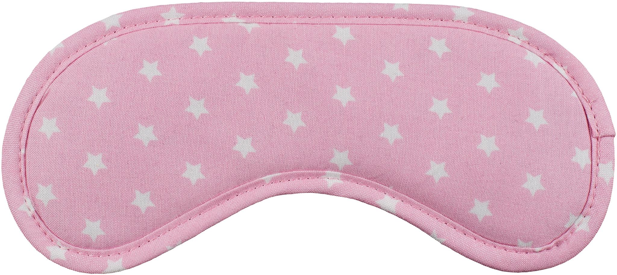 Daydream Stars Pink maska na spaní