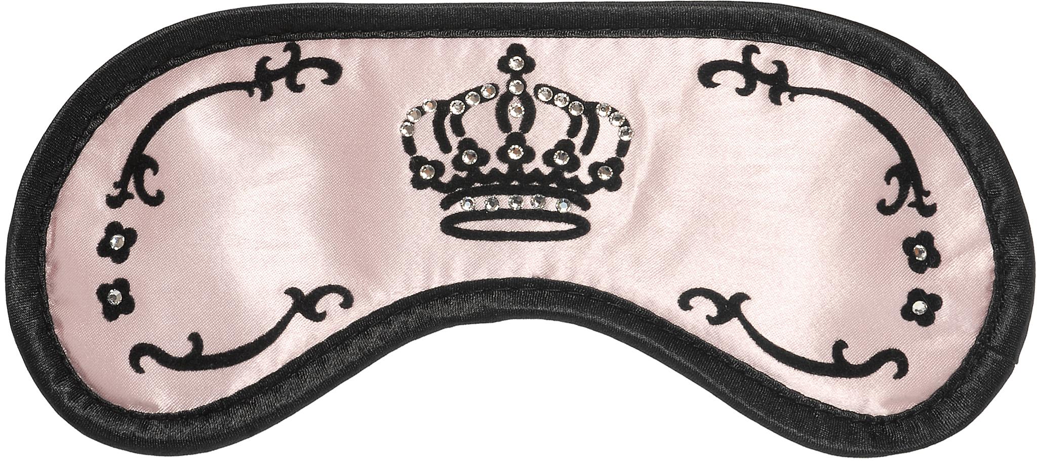 Daydream Swarovski Crown Pink maska na spaní