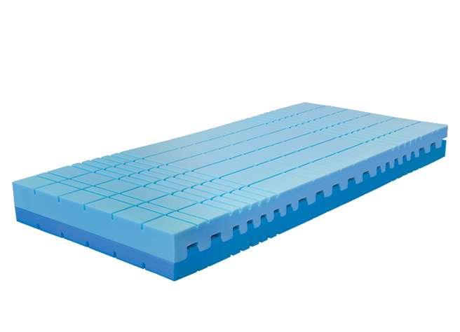 Ahorn Dara II čalouněný set matrací do rozkládací postele Provedení: Poločalouněné, Potah: Bombay 01, Rozměr: 90 x 200 cm + 2x 40 x 200 cm (18 cm)