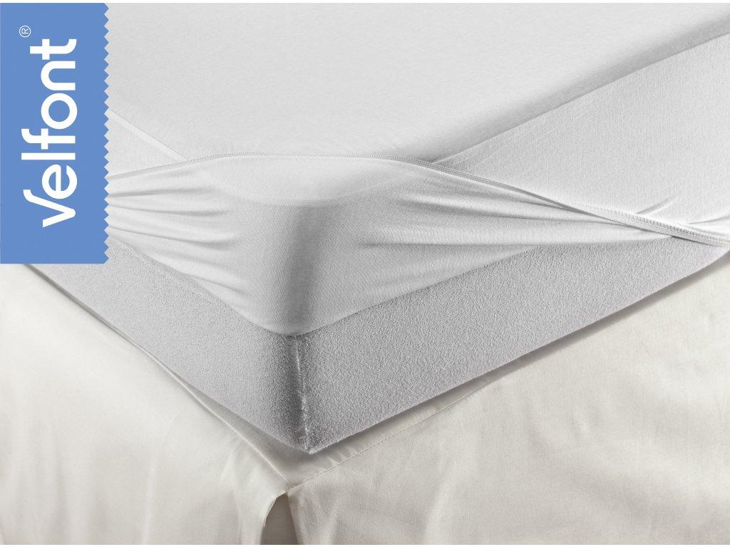 Matracový chránič HPU jersey Bambus Rozměr: 90 x 200 cm