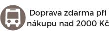 Doprava zdarma při nákupu nad 2000 Kč na Sleepee.cz