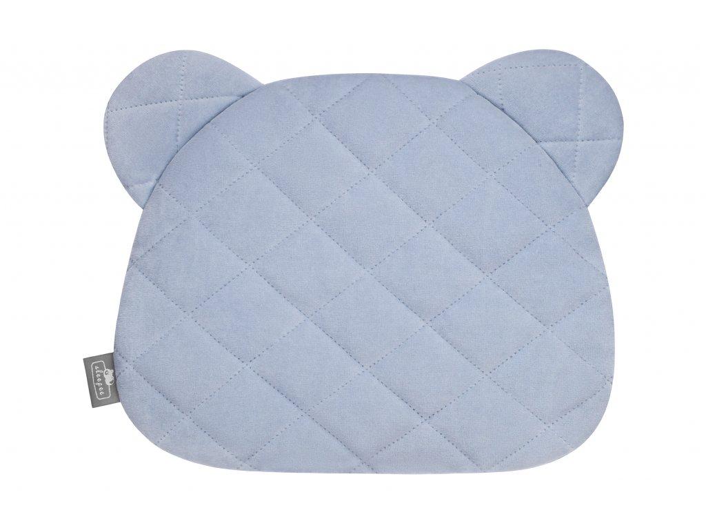 Sleepee Polštář Sleepee Royal Baby Teddy Bear Pillow modrá