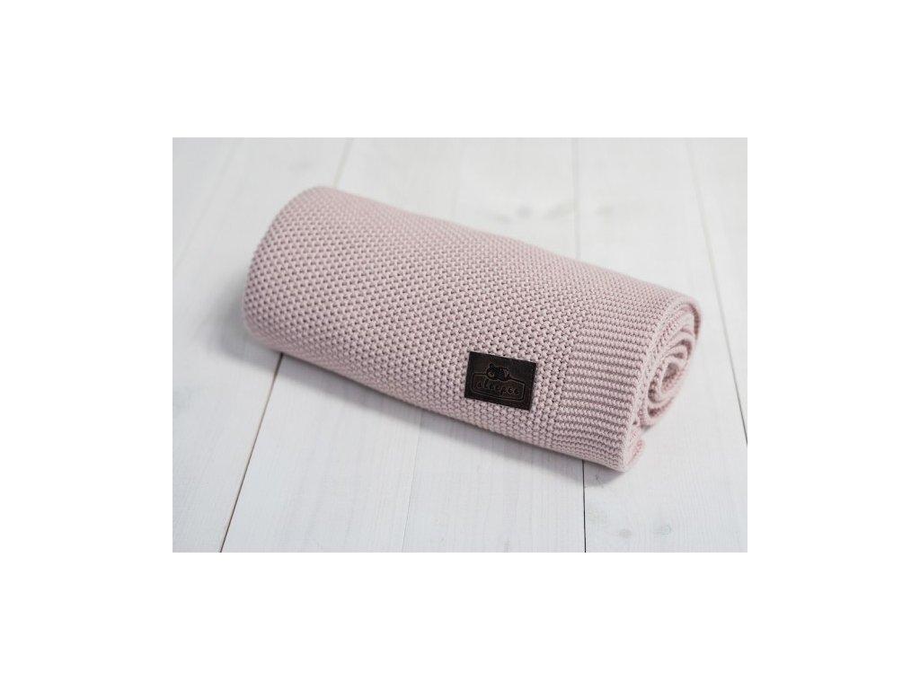 Sleepee Bambusová deka Sleepee Bamboo Touch Blanket růžová