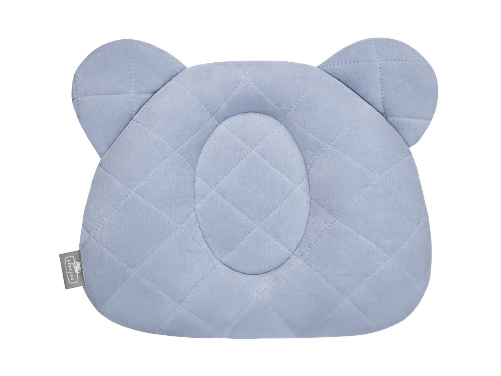Fixační polštářek Sleepee Royal Baby Teddy Bear modrá