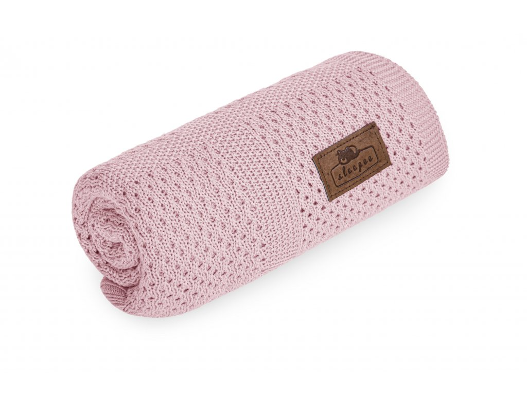 Bambusová deka Sleepee Ultra Soft Bamboo Blanket růžová