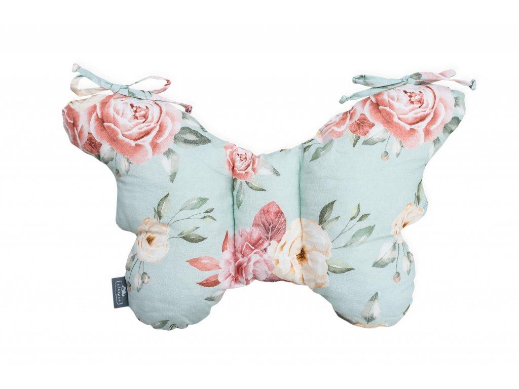 Stabilizační polštářek Sleepee Butterfly pillow Fiore 1