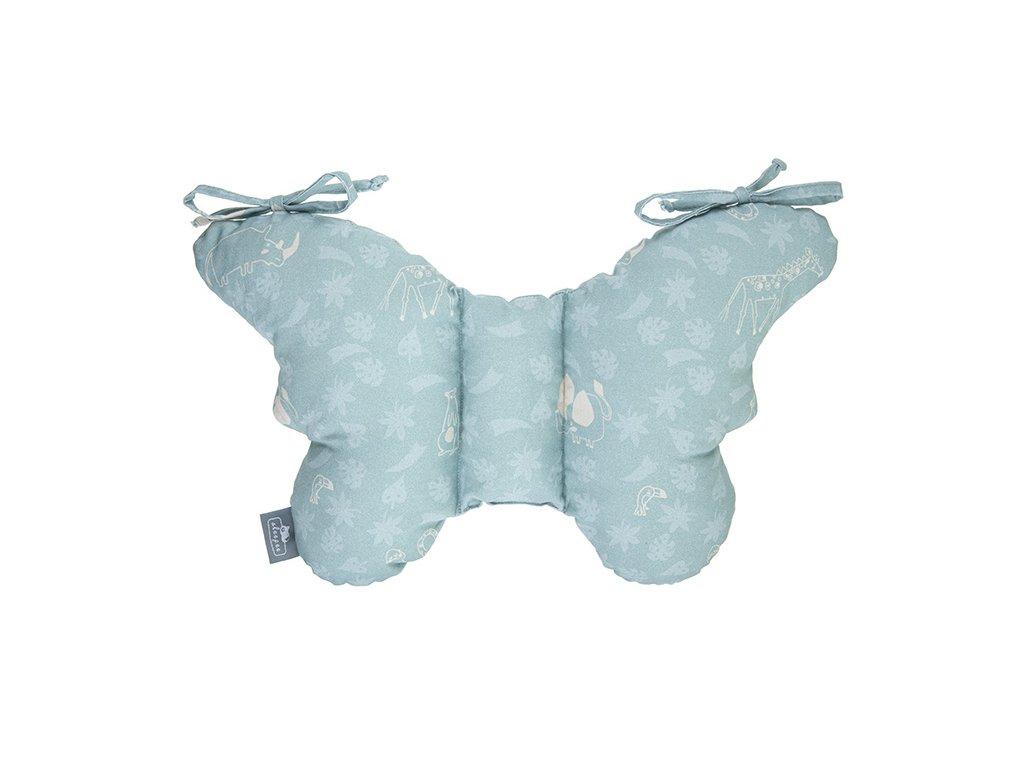 Stabilizační polšátřek Butterfly Pillow Safari