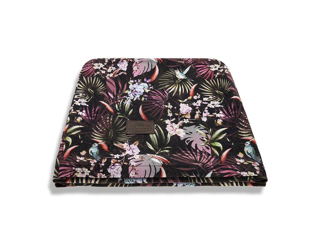 Bambusová deka Sleepee Bamboo 3v1 Magic Jungle Multicolor