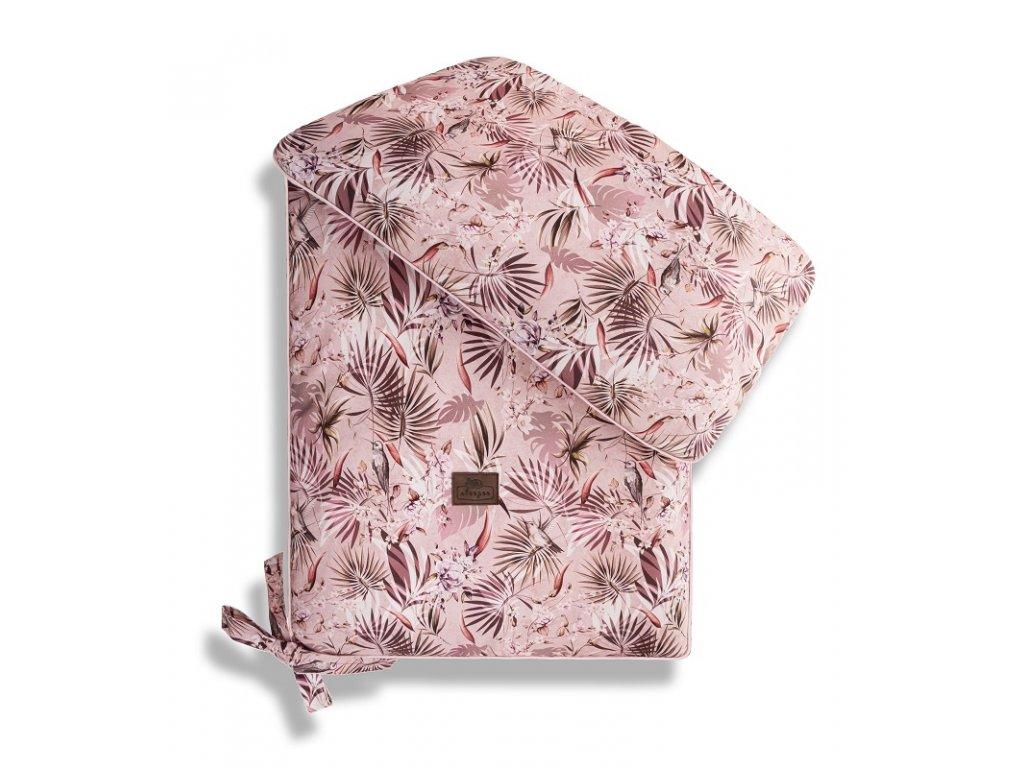 Dětské povlečení s výplní Sleepee Dreams Jungle Powder Pink