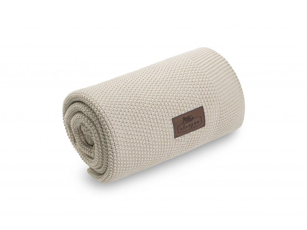 12303 bambusova deka sleepee bamboo touch blanket beige