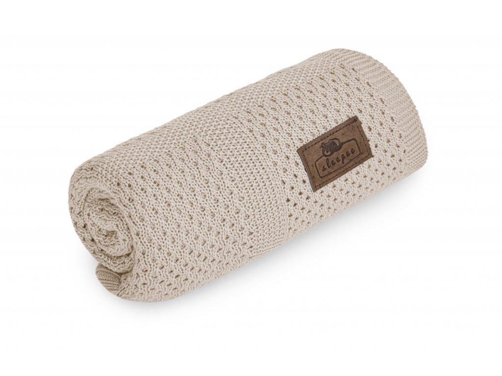 12297 4 bambusova deka sleepee ultra soft bamboo blanket beige