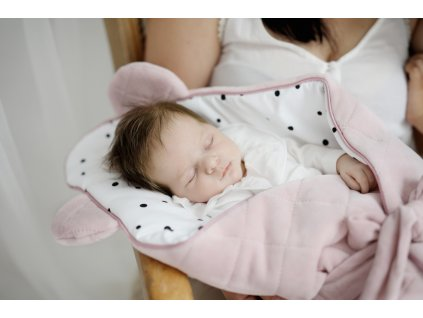 Sleepee Zavinovačka Sleepee Royal Baby Swaddle Wrap modrá