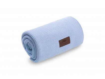 Sleepee Bambusová deka Sleepee Bamboo Touch Blanket Baby modrá