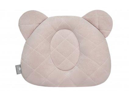 Fixační polštář Sleepee Royal Baby Teddy Bear Pillow růžová
