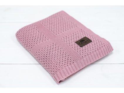 Sleepee Bambusová deka Sleepee Ultra Soft Bamboo Blanket růžová