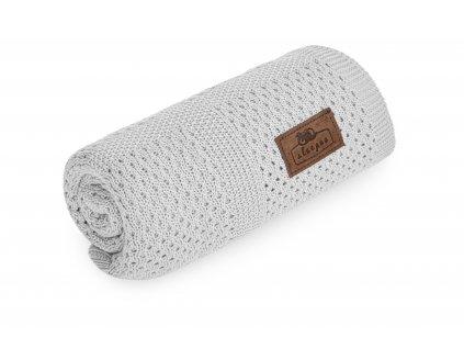Bambusová deka Sleepee Ultra Soft Bamboo Blanket šedá