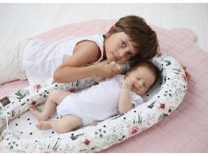 Hnízdečko Sleepee Newborn Feel Safari
