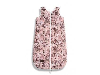 Spací pytel Sleepee Grow Up Jungle Powed Pink (4)