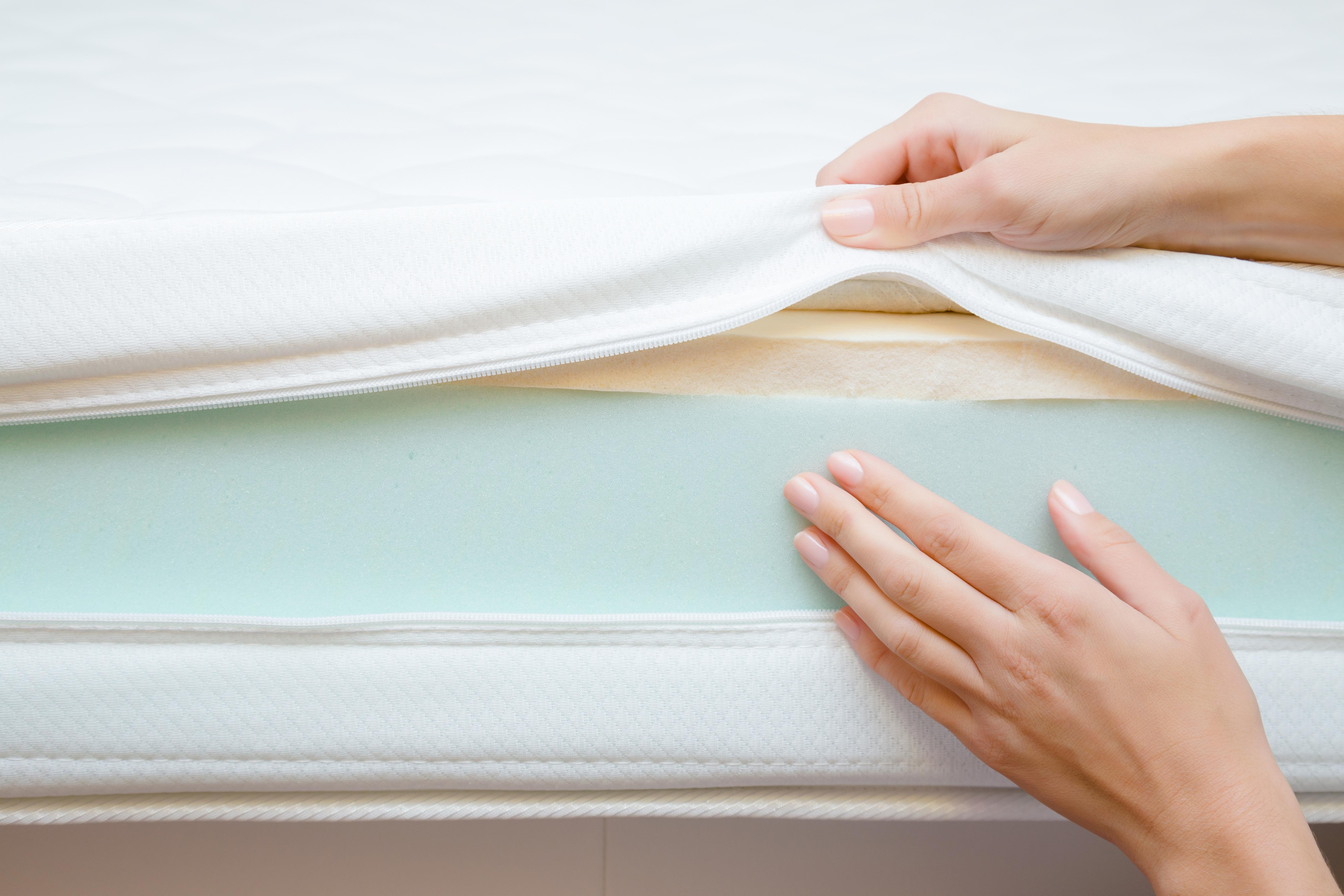 Potahy matrací