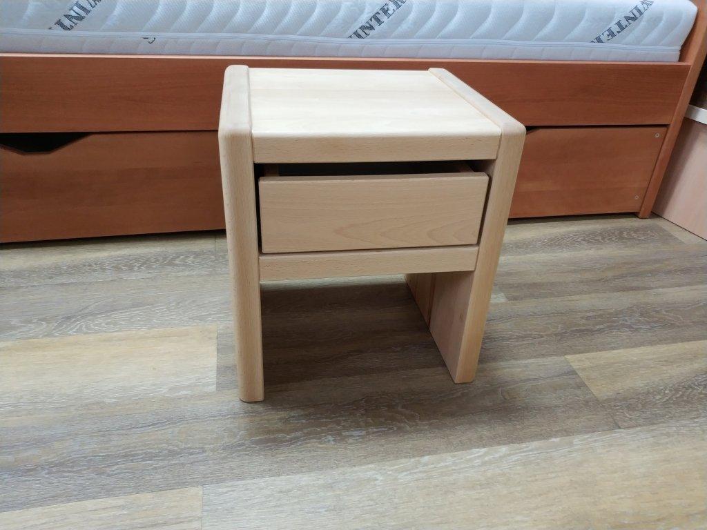 Noční stolek se zásuvkou LARISSA
