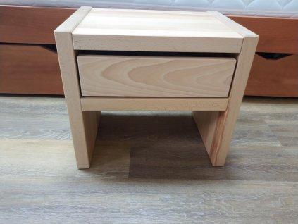 Noční stolek se zásuvkou