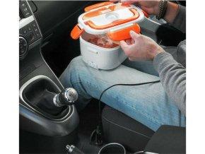 Elektrický ohřívací box na jídlo