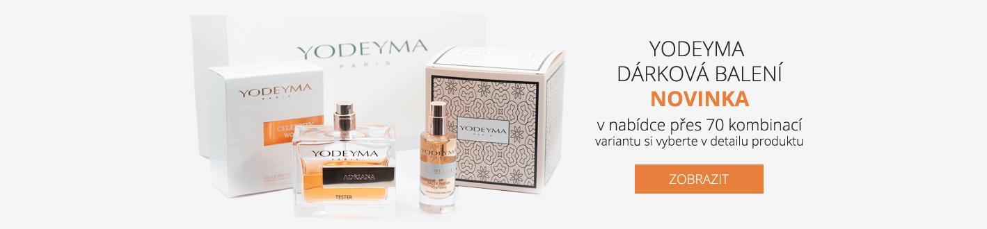 Dámské parfémy Yodeyma
