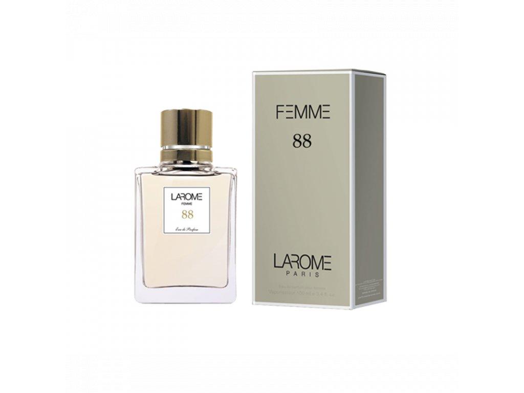 Parfémy - parfémová voda - LAROME 88F (Decadence – Marc Jacobs), Objem (Velikost balení DÁRKOVÁ SADA (100ML, 8ML TESTER, DÁREK), Vonná charakteristika Decadence – Marc Jacobs)