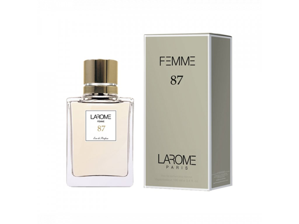 Parfémy - parfémová voda - LAROME 87F (Versace Eros Pour Femme), Objem (Velikost balení 50ML, Vonná charakteristika Versace Eros Pour Femme)