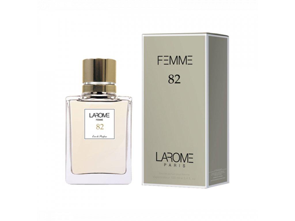 Parfémy - parfémová voda - LAROME 82F (Olympea - Paco Rabanne), Objem (Velikost balení 8ML TESTER, Vonná charakteristika Olympea - Paco Rabanne)