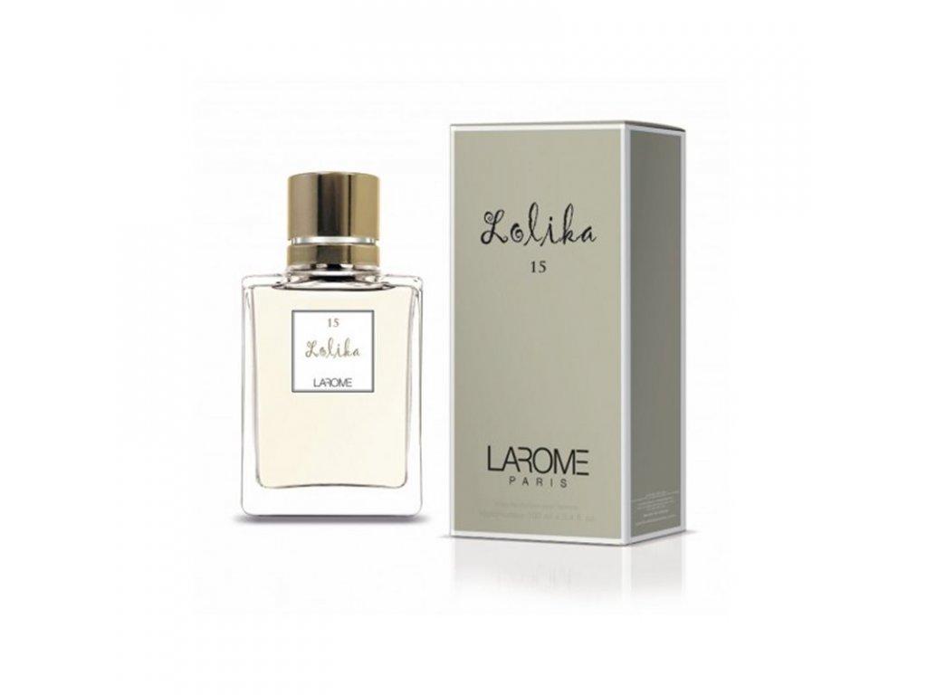 15F Lolika (Velikost balení 100ML, Vonná charakteristika Lolita Lempicka - Lolita Lempicka)