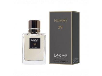 Parfémy - parfémová voda - LAROME 39M (Sauvage – Dior), Objem (Velikost balení DÁRKOVÁ SADA (100ML, BALZÁM, DÁREK), Vonná charakteristika Sauvage – Dior)