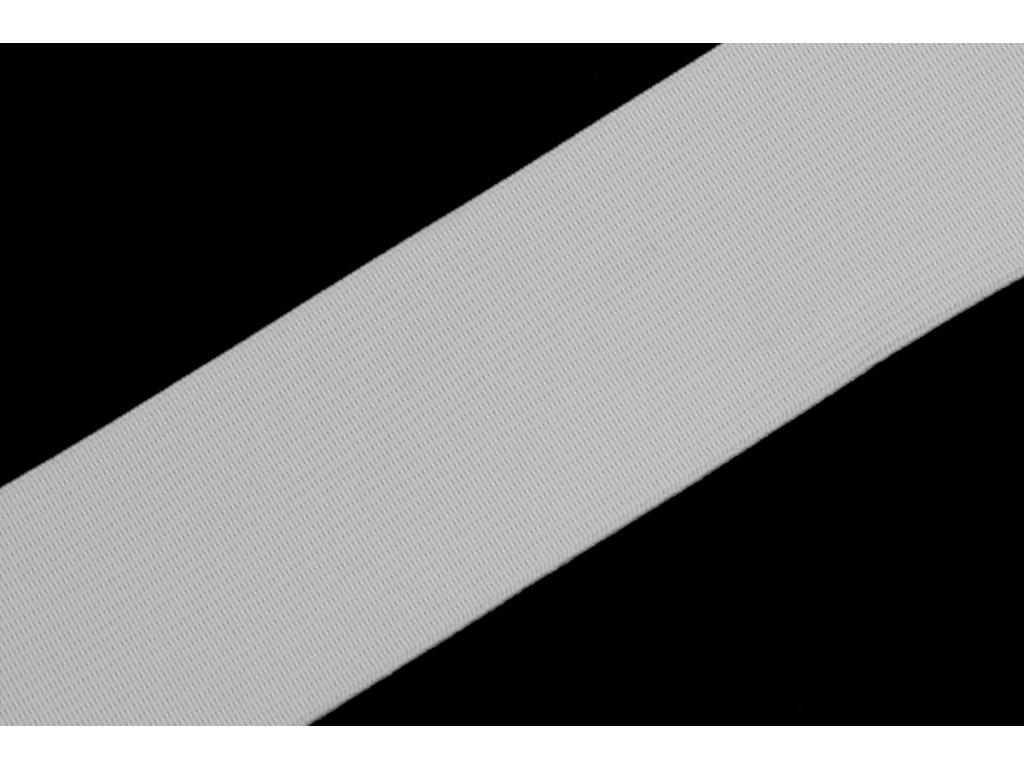Pruženka hladká 40mm tkaná