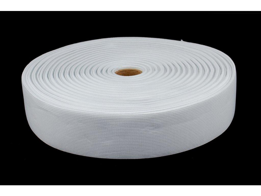 Pruženka hladká 45mm tkaná