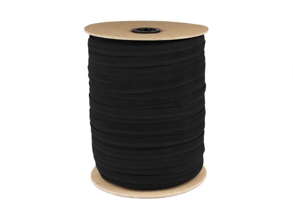 Pruženka prádlová 11mm černá