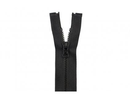 Zip kostěný 3mm děl 50cm