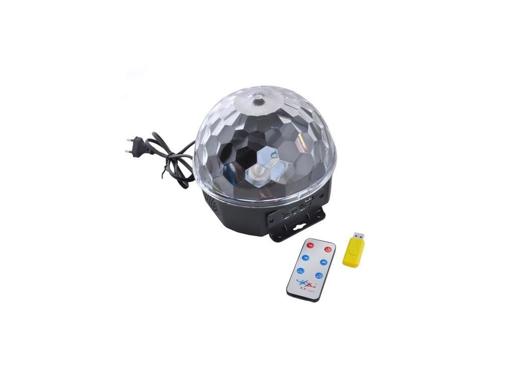 4886 3 disco led koule