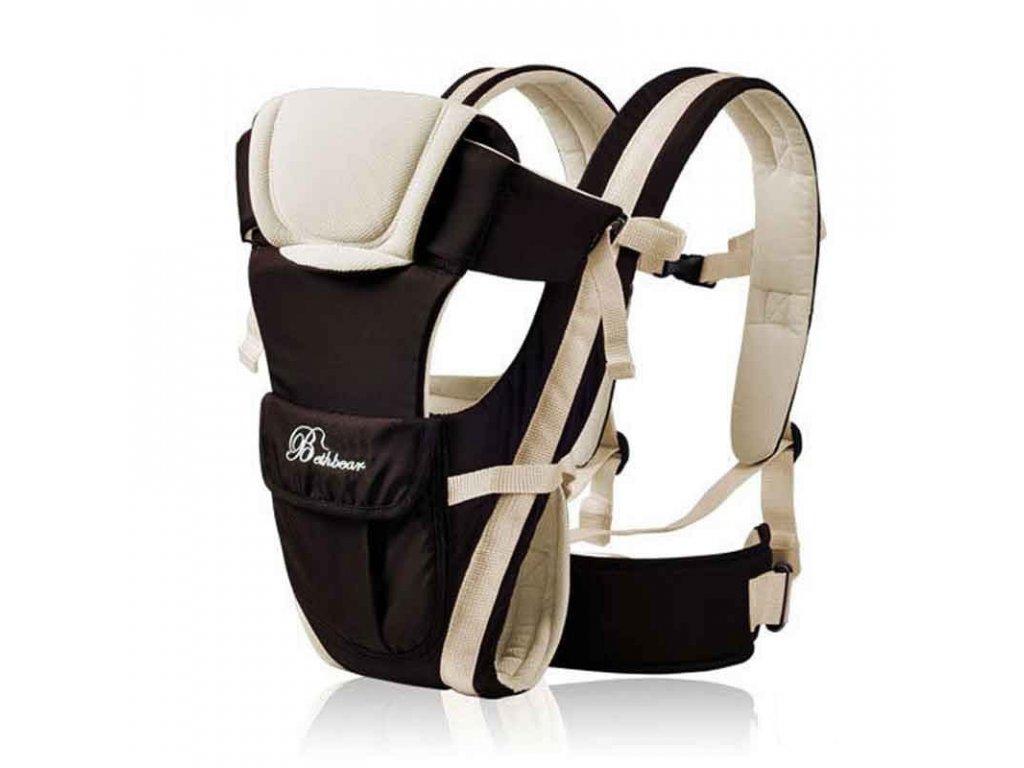 650 3 ergonomicke nositko baby 4v1 bezova kx7733 2