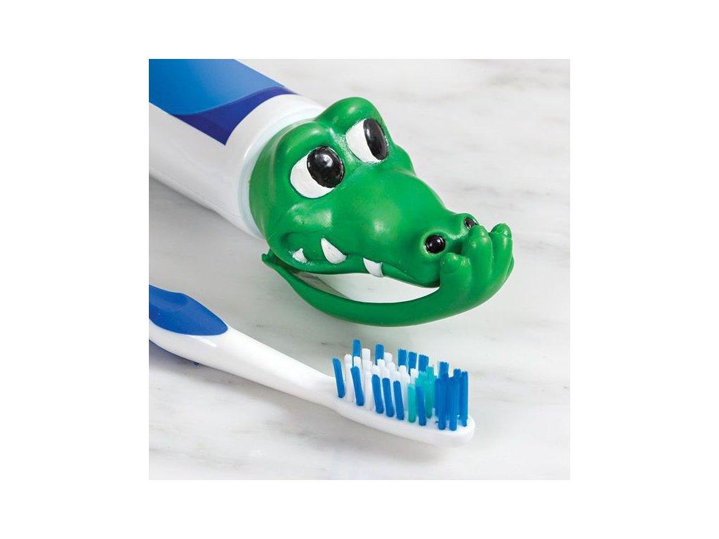 14426 zviratka na pastu krokodyl