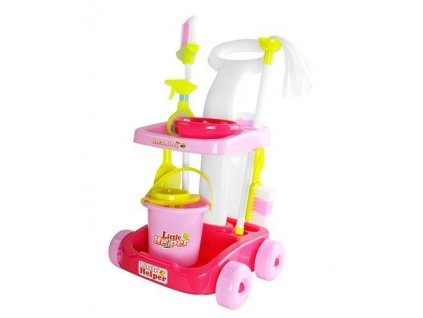 36809 detsky uklizeci vozik little helper 9429