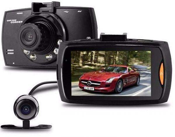 GFT Přední kamera do auta