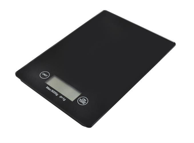 ISO Digitální kuchyňská váha SLIM 5 kg, 1158