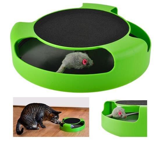 ISO Catch The Mouse - hračka pro kočky, 5404