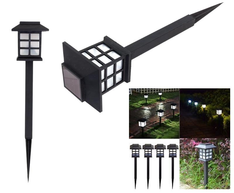 APT Zahradní solární LED reflektor 1 ks, ZD50
