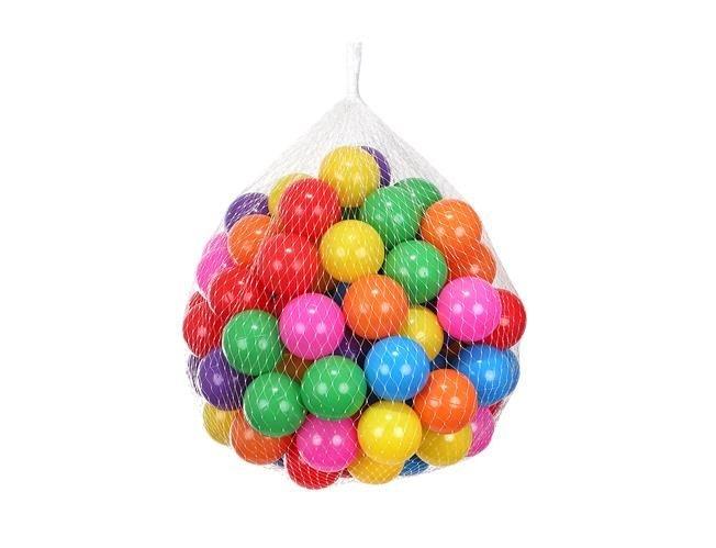 ISO Plastové míčky do bazénu 100 ks, 9264