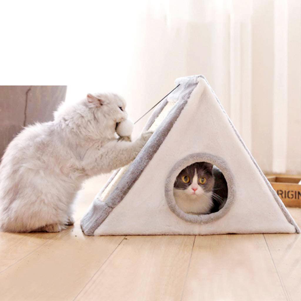 GFT Škrabadlo pro kočky - domek