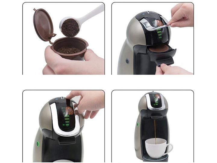 Verk 15883 Opakovaně použitelné kapsle do kávovaru 5 ks